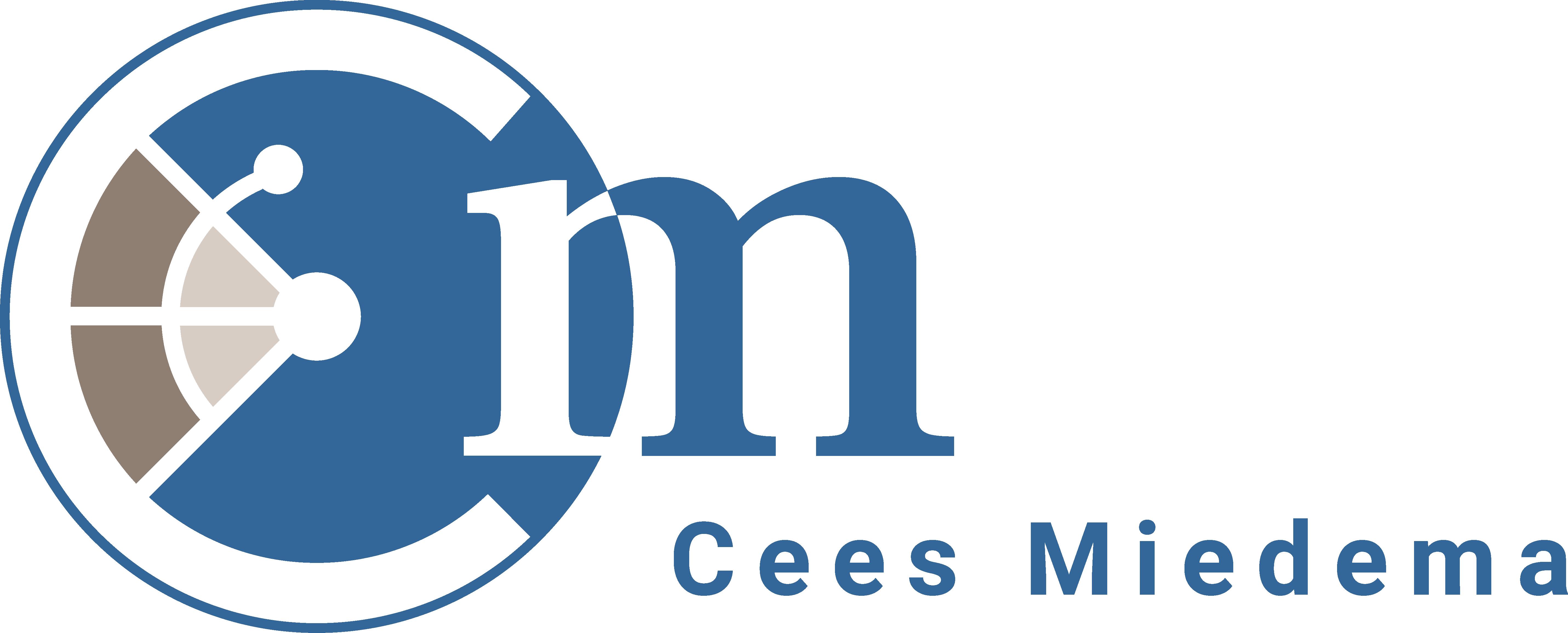 Logo Cees Miedema